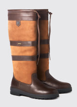 Load image into Gallery viewer, Dubarry Galway Country Boot - Brown
