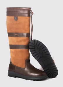 Dubarry Galway Country Boot - Brown