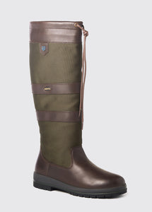 Dubarry Galway Country Boot - Olive