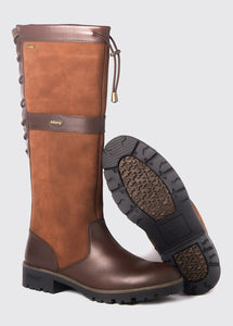 Glanmire Country Boot - Walnut