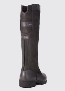 Dubarry Clare Country Boot - Black