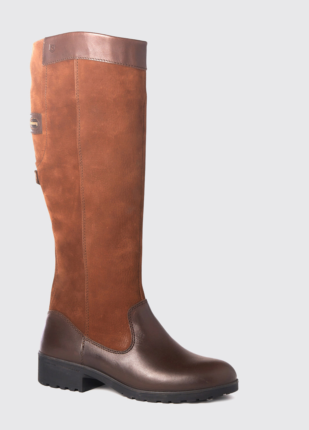 Dubarry Clare Country Boot - Walnut