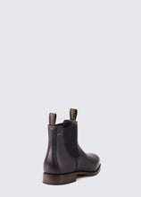 Load image into Gallery viewer, Kerry Leather Soled Chelsea Boot - Black