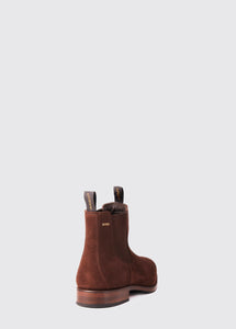 Kerry Leather Soled Chelsea Boot - Cigar