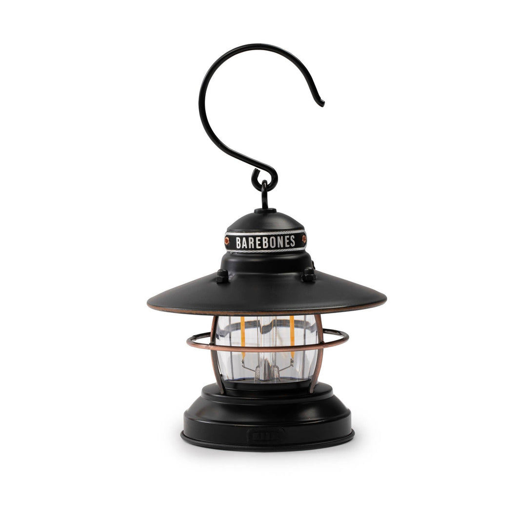 Mini Edison Lantern - Antique Bronze