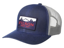Load image into Gallery viewer, Filson Mesh Logger Cap - Navy