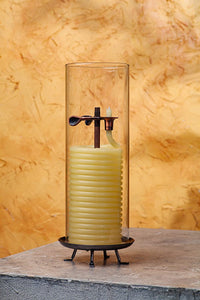 80 Hour Citronella Candle with Glass