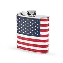Load image into Gallery viewer, American Flag Flask