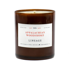 Load image into Gallery viewer, Lineage Appalachian Woodsmoke Candle