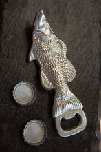 Load image into Gallery viewer, Metal Fish Bottle Opener