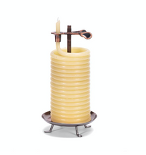 Load image into Gallery viewer, 80 Hour Citronella Beeswax Candle
