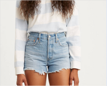 Load image into Gallery viewer, Levis 501 High Rise Short