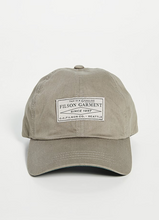 Load image into Gallery viewer, Filson Lightweight Angler Cap - Light Olive