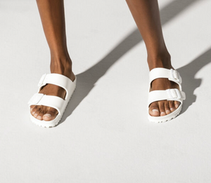 Arizona Eva Birkenstock - White