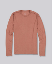 Load image into Gallery viewer, Save Khaki Supima Tee - Clay