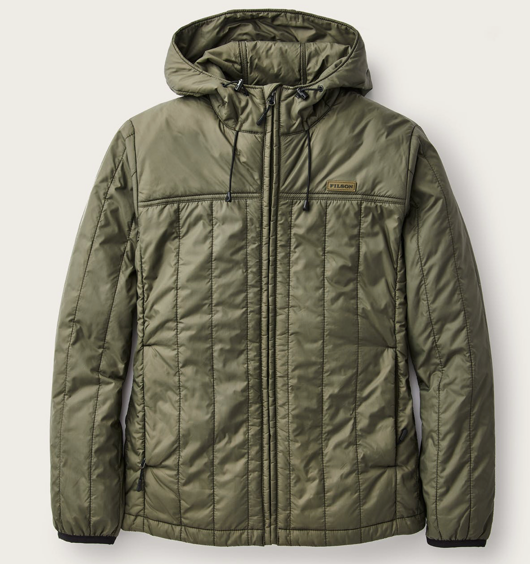 Women's Filson Ultralight Hooded Jacket