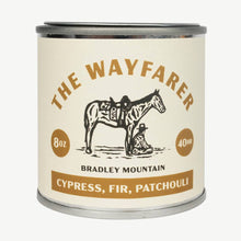 Load image into Gallery viewer, The Wayfarer Travel Candle