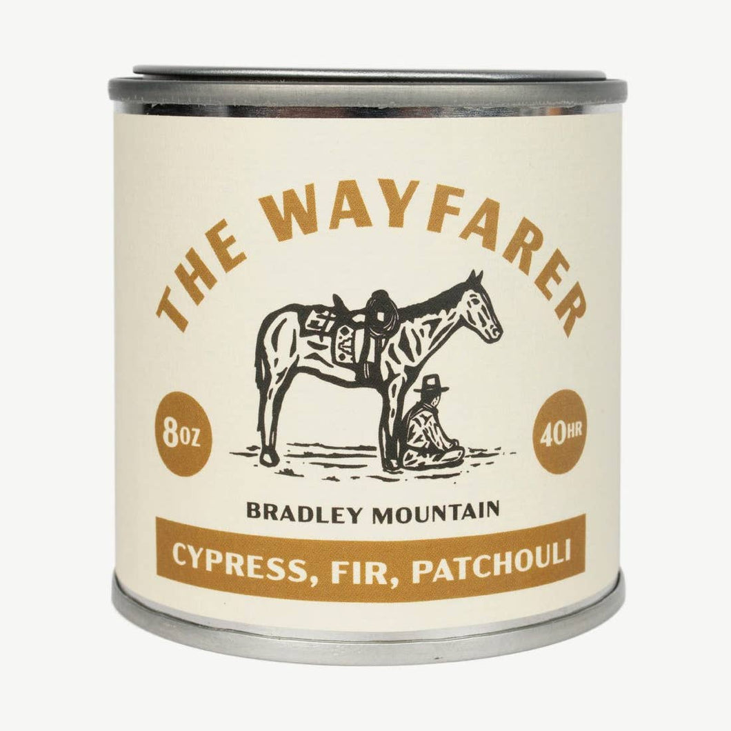 The Wayfarer Travel Candle