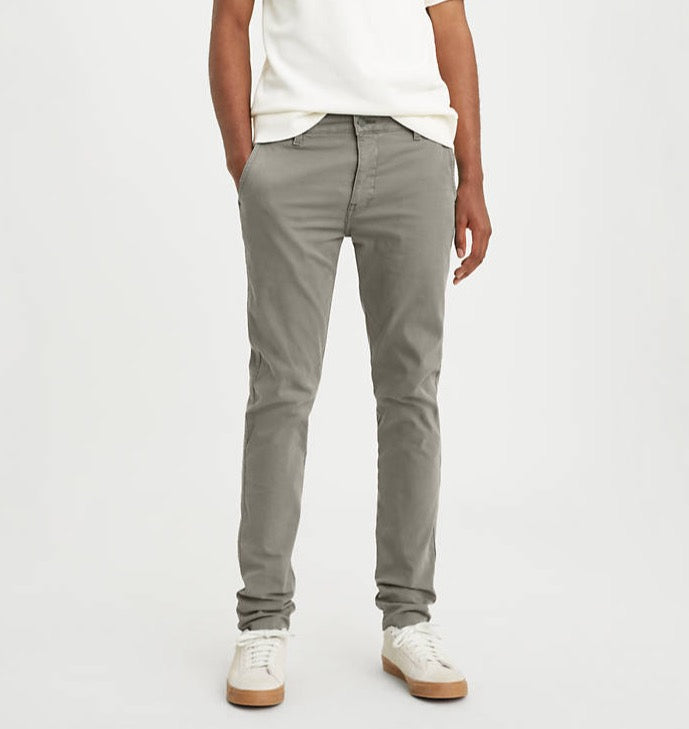 Levi's Xx Chino Slim Taper Fit Pants - Steel Grey