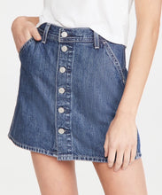 Load image into Gallery viewer, Levi's Button Front Utility Skirt