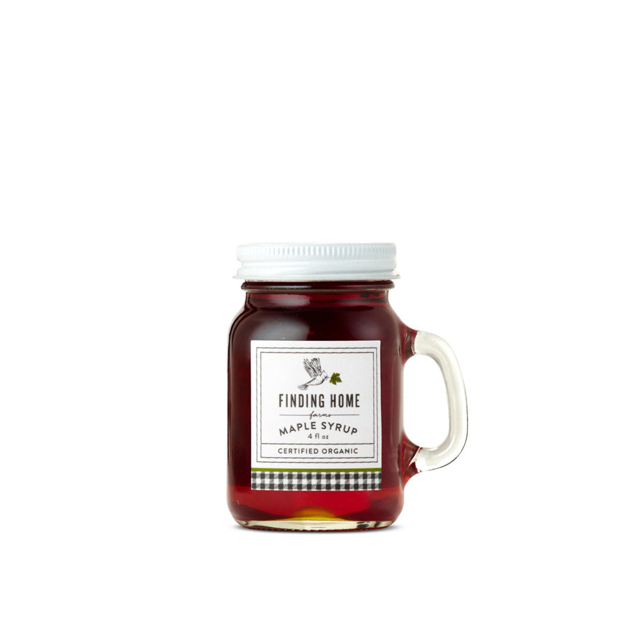Finding Home Farms Organic Maple Syrup 4 oz.