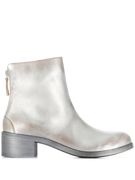 Listo Boot in Metallic