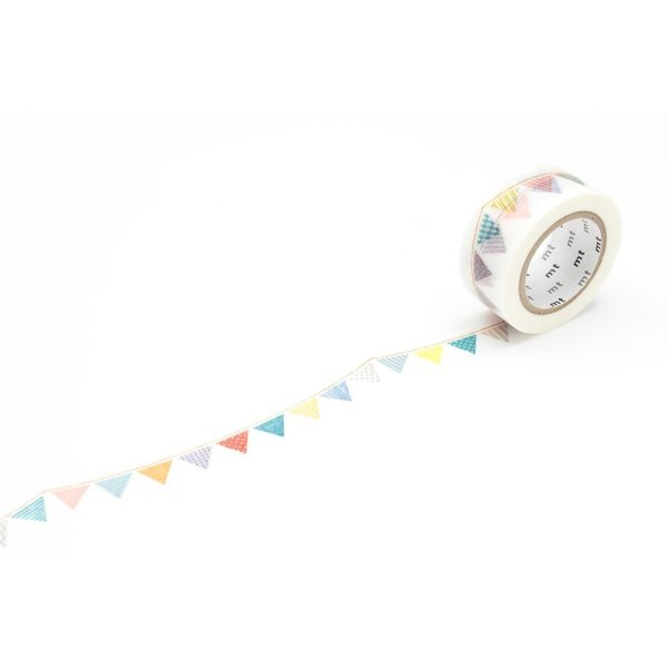 Washi Tape -  Flags