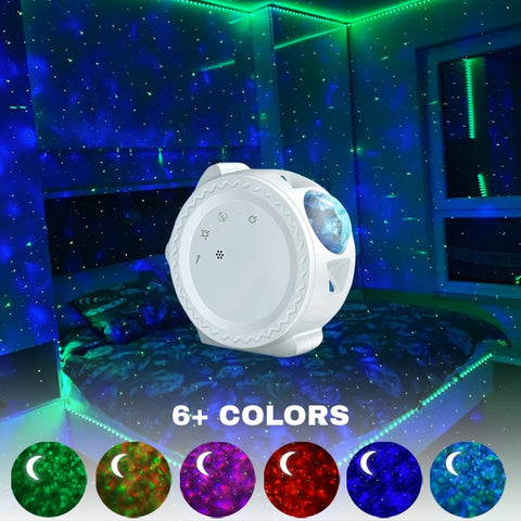 VIBE Light™ Moon and Star Projector