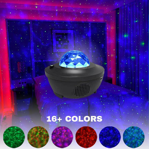 VIBE Light™ Starry Projector