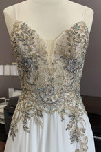 Load image into Gallery viewer, Ivory Garden Gown