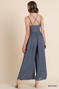 Blue Ash Jumpsuit