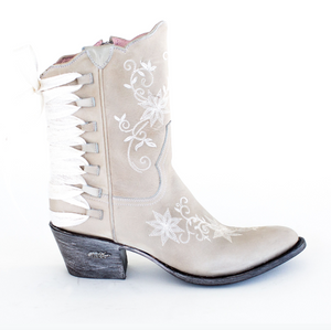 Just Say Yes Bridal Boot