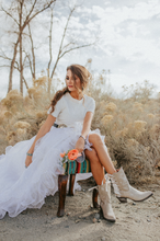 Load image into Gallery viewer, Just Say Yes Bridal Boot