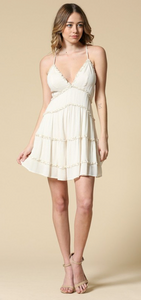 Ivory Nicole Dress