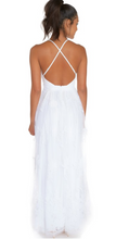 Load image into Gallery viewer, White Velvet Maxi