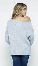 Load image into Gallery viewer, Silver Sweater