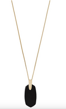 Load image into Gallery viewer, Kendra Scott Inez Necklace in Black