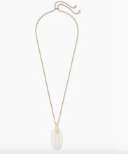 Load image into Gallery viewer, Kendra Scott Inez Necklace in Mother of Pearl