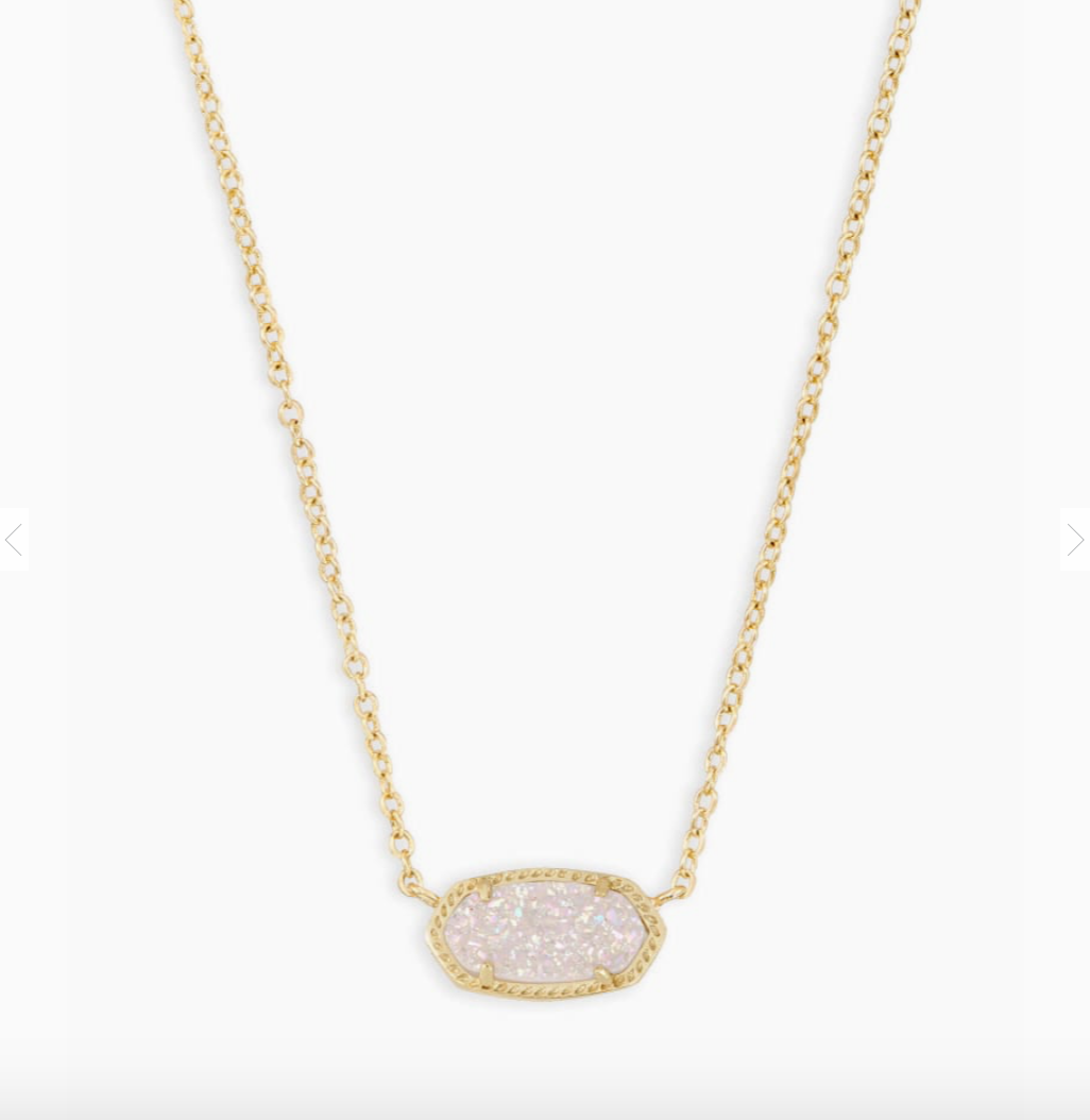 Kendra Scott Elisa Necklace Iridescent *multiple colors available