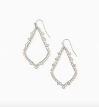 Load image into Gallery viewer, Kendra Scott Soffee Crystal Drop Earring *multiple colors available