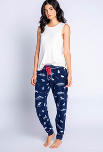 Navy Outdoors Pant