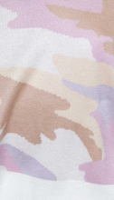 Load image into Gallery viewer, Blush Camo Sweater