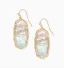 Load image into Gallery viewer, Faceted Elle Drop Earrings