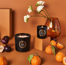 Load image into Gallery viewer, Freesia Clementine Petite Jar Candle