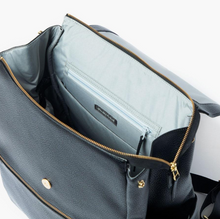 Load image into Gallery viewer, Ebony Classic Diaper Bag