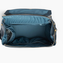 Load image into Gallery viewer, Navy Classic Diaper Bags