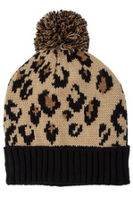 Load image into Gallery viewer, Pom Beanie (not lined)