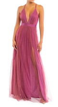 Load image into Gallery viewer, Aurora Gown Magenta