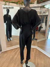 Load image into Gallery viewer, Cap Sleeve Jumpsuit