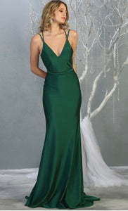 Evergreen Gown